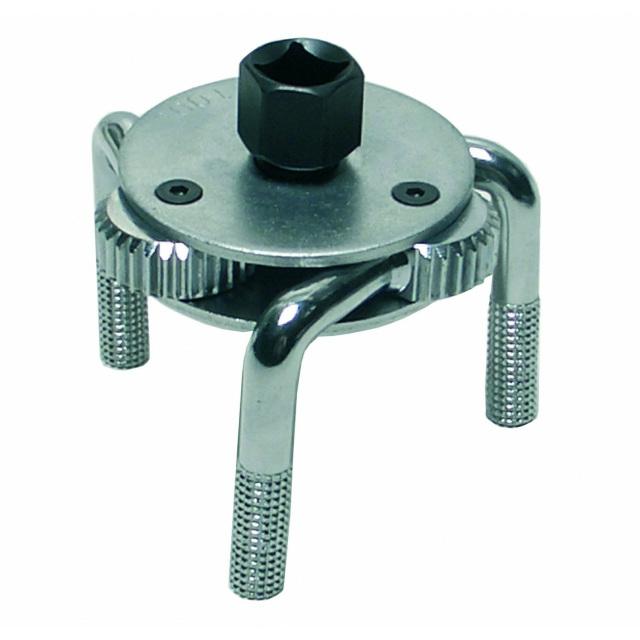 Filtro raktas 3-kojis | alyvos filtrui Ø 65 - 130 mm nuoma