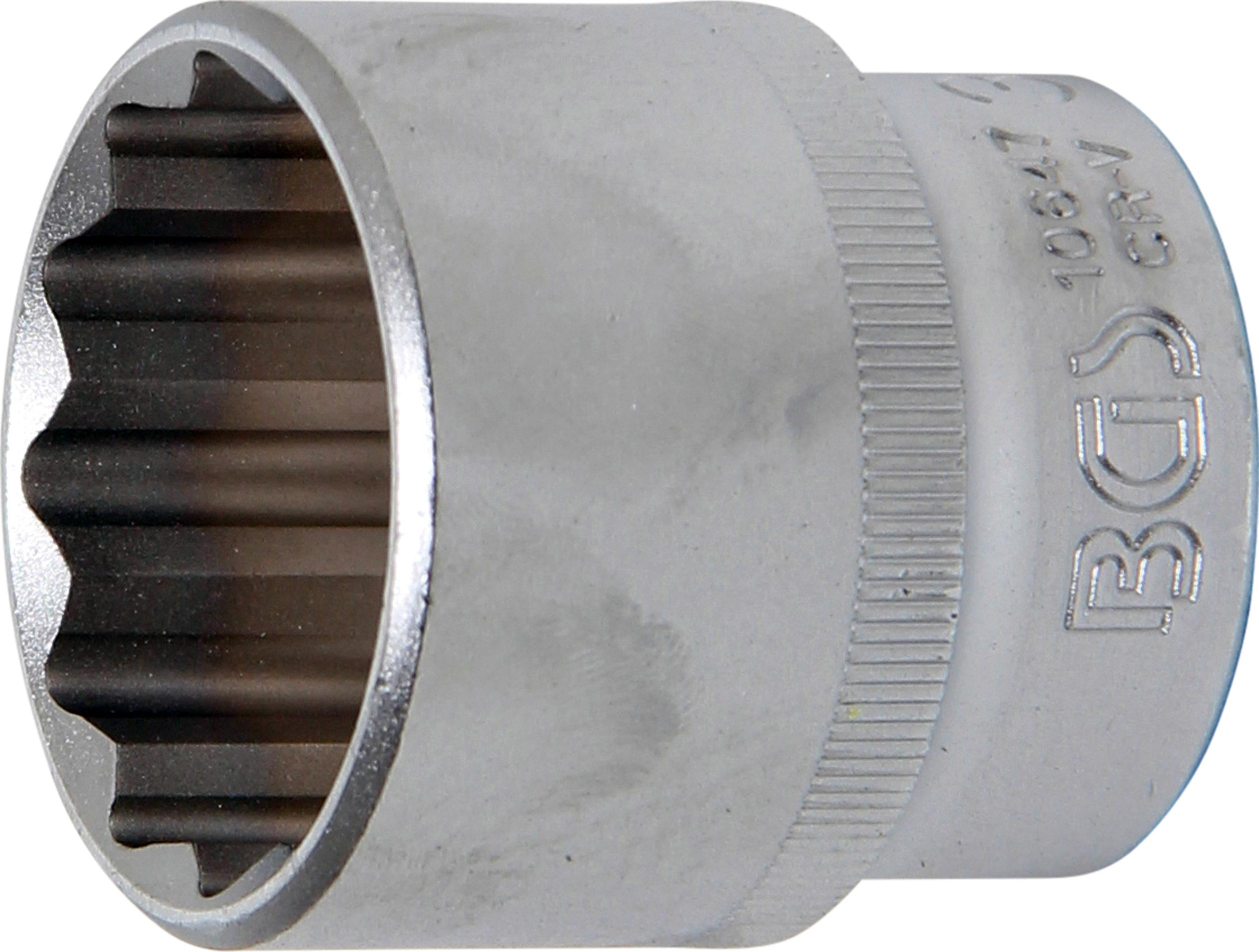 Galvutė 12-kampė 1/2 36mm nuoma