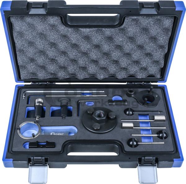 Įrankių nuoma Variklio blokavimo įrankiai VAG VW Audi Škoda Seat 1,2/ 1,4/ 1,6/ 2,0/ TDI