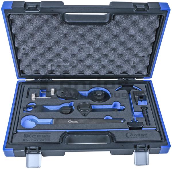 Įrankių nuoma Variklio blokavimo įrankiai VAG VW Audi Škoda Seat 1,0/ 1,2/ 1,4/ TFSI ir TSI